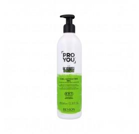 Revlon Pro You The Twister Scrunch Curl Active Gel 350 ml