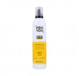 Revlon Pro You The Definer Foam Medium 400 ml