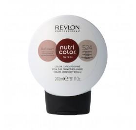 Revlon Nutri Color Filters 524/Castaño Perolado Cobre 240 ml