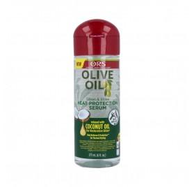 Ors Olive Oil Heat Protección Serum 6oz/177 Ml (rojo)