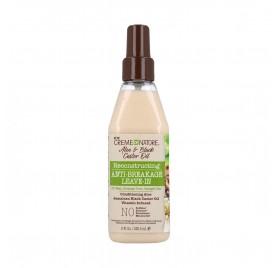 Creme Of Nature Aloe & Black Castor Reconst Leave-In 236.5 ml