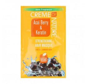 Creme Of Nature Acai Berry/Keratin Mask 1X1 51.75G