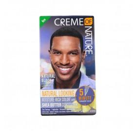 Creme Of Nature Mens Color Negro Natural 2Oz (5-Minute)