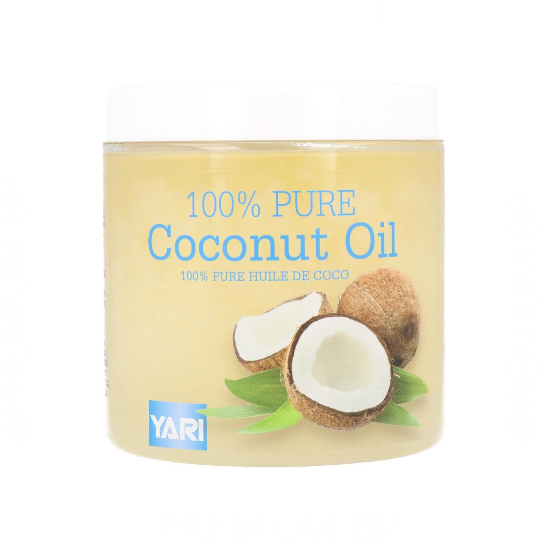 Yari Natural Coconut Oil 500 Ml