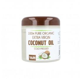 Yari Pure Organic Coco Huile 500 ml (Extra Virgen)