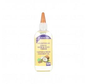 Yari Natural Aceite de Castor y Virgen de Coco 110 ml