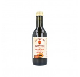 Yari Natural Aceite de Zapote 250 ml (Castor+Coco)