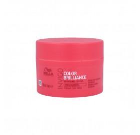 Wella Invigo Brilliance Mask Fine/Normal 150 ml