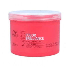 Wella Invigo Brilliance Masque Fins/Normal 500 ml