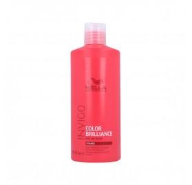 Wella Invigo Brilliance Shampooing /Thick/Coarse 500Ml