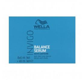 Wella Invigo Balance Serum Tratamiento 8X6 ml