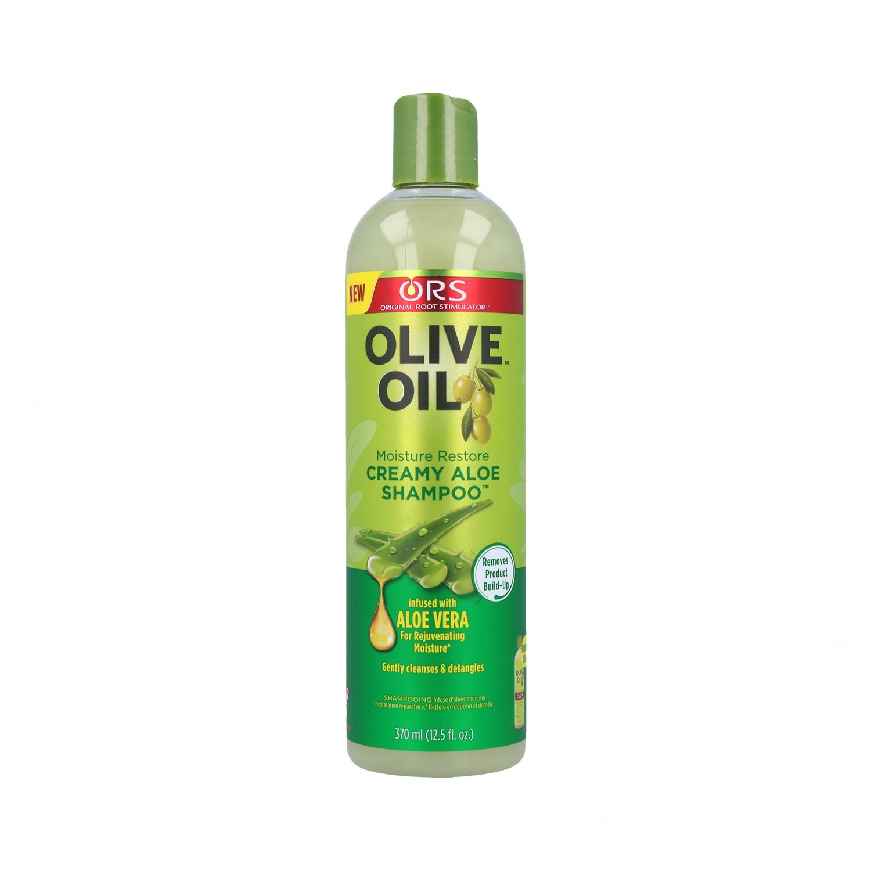 Ors Olive Oil Champú Creamy Aloe 370 Ml