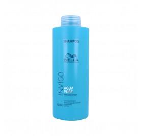 Wella Invigo Balance Shampooing Aqua Pure 1000 ml (Purification)
