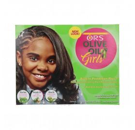Ors Olive Oil Girls Relaxer Kit