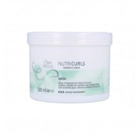 Wella Nutricurls Masque 500 ml