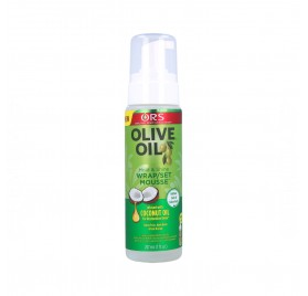 Ors Olive Oil Wrap/set Mousse 207 Ml
