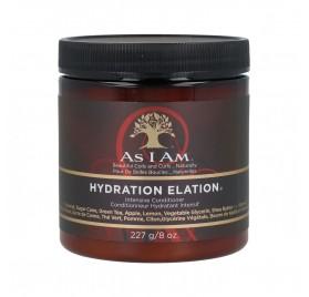 As I Am Hydration Elation Intense Conditioner 227G/8Oz