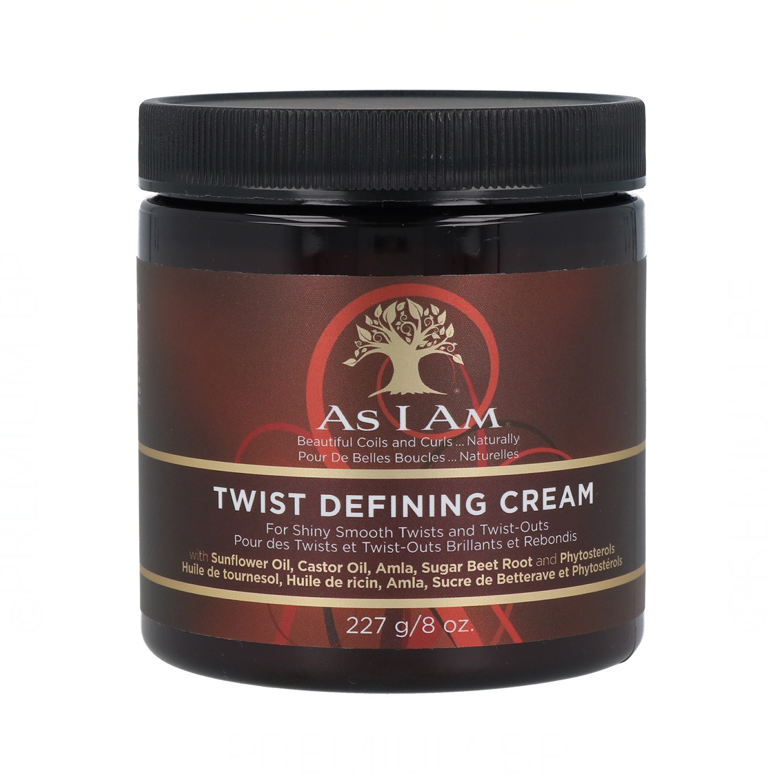 As I Am Twist Defining Defining Cream 227G/8Oz