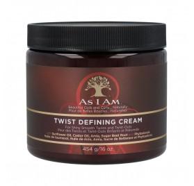 As I Am Twist Defining Crema Definidora 454G/16Oz