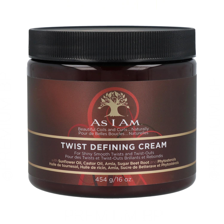 As I Am Twist Defining Defining Cream 454G/16Oz