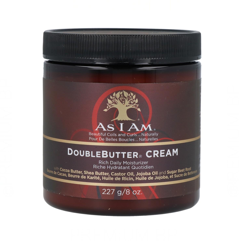 As I Am Doublebutter Cream 227G/8Oz