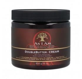 As I Am Doublebutter Crème 454G/16Oz