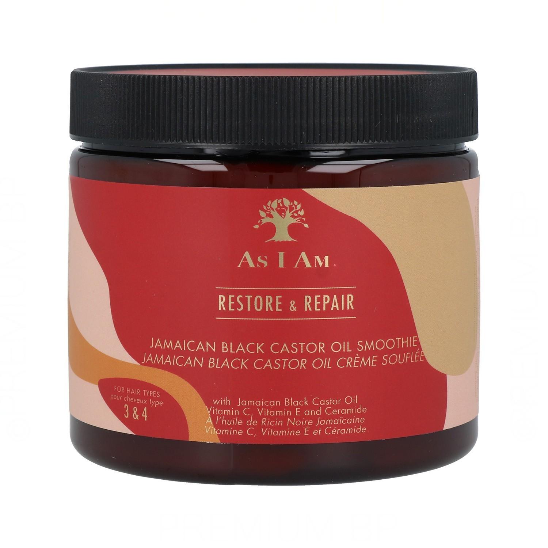 As I Am Jamaican Black Castor Oil Smoothie Cream 454G/16Oz