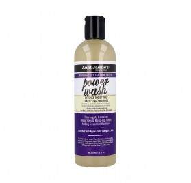 Aunt Jackie'S Curls & Coils Grapeseed Power Wash Shampooing 355 ml/12Oz