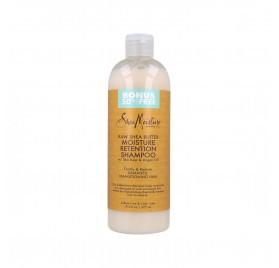 Shea Moisture Raw Shea Butter Shampooing Retention 19,5Oz/577 ml (Bonif-50%)
