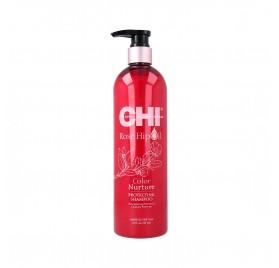 Farouk Chi Rosehip Oil Color Shampooing Protecteur 739ML