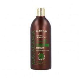 Kativa Macadamia Hydratant Shampooing 500 ml