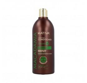 Kativa Macadamia Hydratant Conditionneur 500 ml