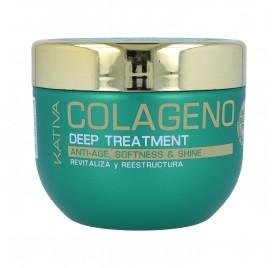 Kativa Colageno Anti Age Deep Tratamiento 500ml