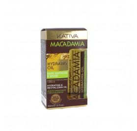 Kativa Macadamia Hydrating Oil 60 ml