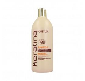Kativa Keratina Nutritive Shampooing 500 ml