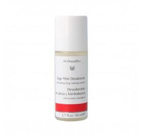 Dr Hauschka Déodorant De Sauge-Menthe 50 ml