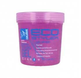 Eco Styler Styling Gel Curl & Wave Rosa 710 ml