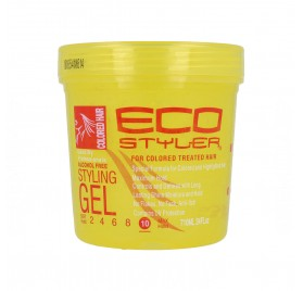 Eco Styler Styling Gel Colored Hair Jaune 710 ml