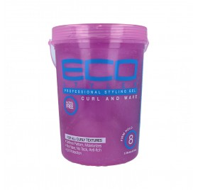 Eco Styler Styling Gel Curl & Wave Pink 2.36L