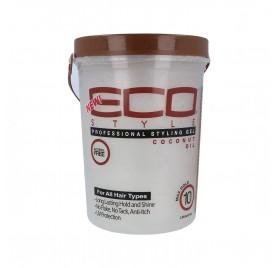 Eco Styler Styling Gel Coconut Oil 2.36L