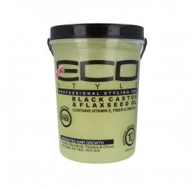 Eco Styler Styling Gel Black Castor 2.36L