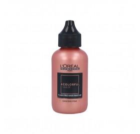 """Loreal Colorful Hair Makeup """"Dancing Pink"""" 60 ml"""