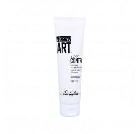 Loreal Tecniart Liss Control Gel Crema 150 ml