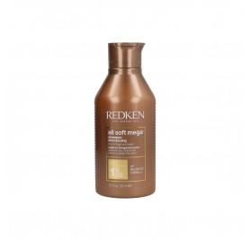 Redken All Soft Mega Shampooing 300 ml