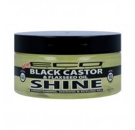 Eco Styler Shine Gel Black Castor 236 ml