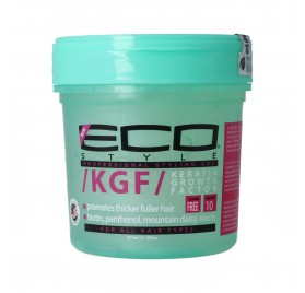 Eco Styler Gel Stylizer Kgf Keratin Facteur Croissance 473 ml/16OZ