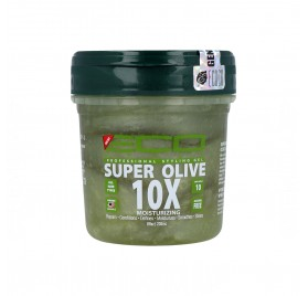 Eco Styler Styling Gel Super Olive Oil 10X 236 ml/8Oz