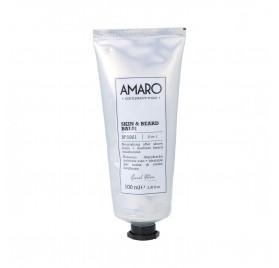 Farmavita Amaro Bálsamo Piel & Barba 100ML