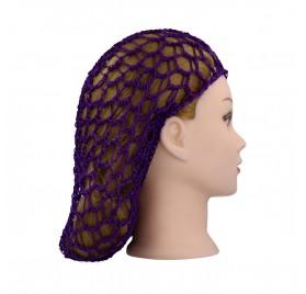 Lb Hair Net Thick 1U (Hnt001-Viola)