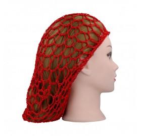 Lb Hair Net Thick 1U (Hnt001-Rojo)